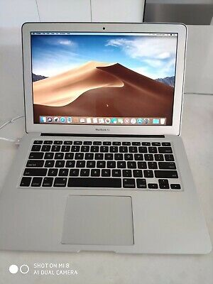 "13"" Apple Macbook Air (Early-2014) - 128GB - 4GB RAM - MacOS Mojave - Intel i5"