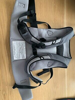 Ergobaby Ergo Performance Ventus Baby Carrier Cool Mesh Graphite AS NEW RRP $320