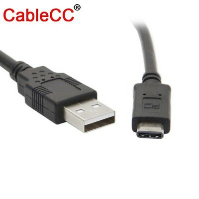 Cablecc 5m USB-C 3.1 Type C USB-C to USB 2.0 Male Data Cable for Tablet & Phone