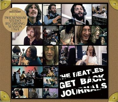 The Beatles Get Back Journals 8Cd