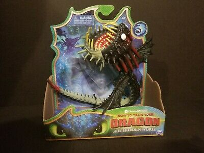 How To Train Your Dragon *WHISPERING DEATH* Figure Hidden World 2019 Movie NEW