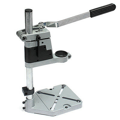 Power Drill Press Stand Bench Pillar Pedestal Clamp for Drilling Collet 35&43mm