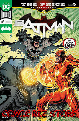 Batman #65 (2019) 1St Printing  Dc Universe Main Cover Dc Universe The Price