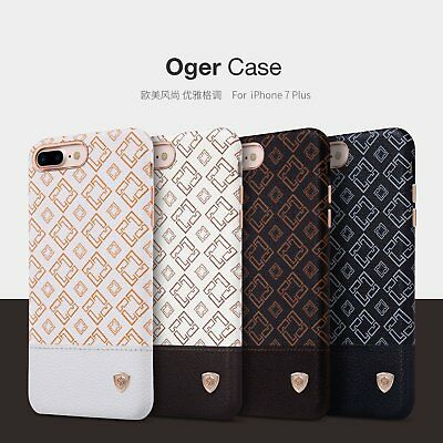 Nillkin Oger Series Vintage Faux Leather Case Cover for Apple iPhone 7 Plus / 7