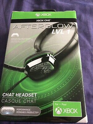 BN XBox one chat headset with microphone
