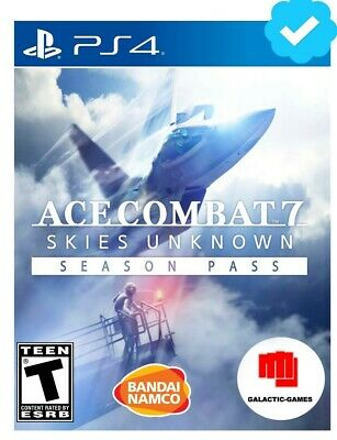 ACE COMBAT™ 7: SKIES UNKNOWN Season Pass PS4 (NO GERMANY)