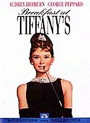 Breakfast at Tiffanys (DVD, 1999, Sensormatic) Audrey Hepburn