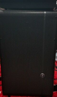 "Mackie HD1521 1600W 15"" Powered Speaker"