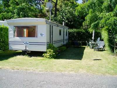 Mobile Home for Rent Vendee France Great Family site St Jean de Monts £50 Deposi