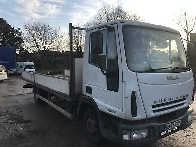 Ford Iveco Euro Cargo 7.5 Flatbed