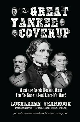 """THE GREAT YANKEE COVERUP"" (signed hardcover by Col Lochlainn Seabrook)"