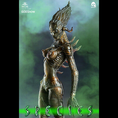 THREEZERO Species Sil Sixth 1:6 Scale figure NEW SEALED DOUBLEBOX