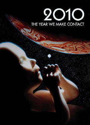 2010: The Year We Make Contact (DVD, 2010) BRAND NEW