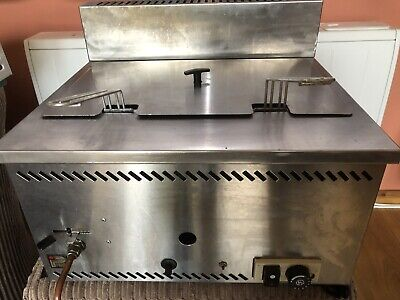 Parry LPG Gas Fryer Table Top