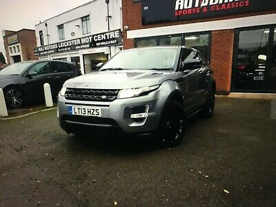 Land Rover Range Rover Evoque 2.0 Si4 Dynamic 4X4 3dr 1 OWNER + FULL SERVICE HIS