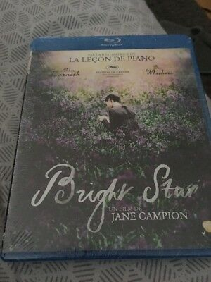 "Blu Ray Neuf Emballe "" Bright Star "" De Jane Campion"