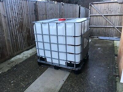 storage tank IBC 1000L container Coventry