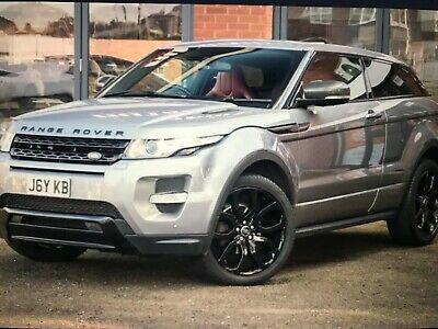 Land Rover Evoque 2.2 Dynamic Plus Pack/ Carbon Pack/ Extended Leather Huge Spec