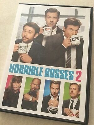 Horrible Bosses 2 (DVD) ~ Opened, Watched Once