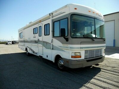 2001 Bounder 36S  Rv Motorhome Class A Very Nice Low Miles Great Buy!!!