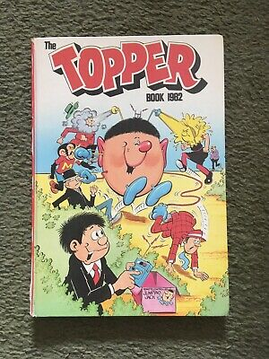 THE TOPPER BOOK 1982 Annual