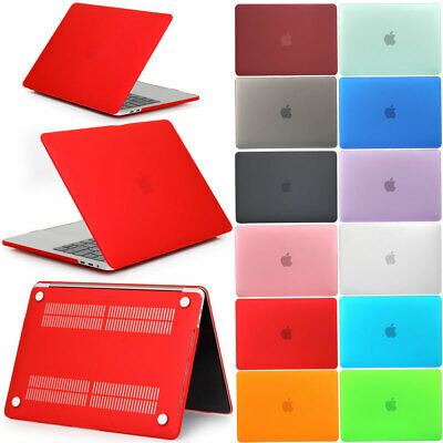 Hard Shockproof Shell Cover Case For Macbook Pro 13 15 Retina 2013 2014 2015 Air