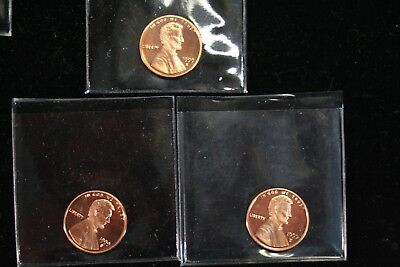 1999 Proof Lincoln Memorial Cent Penny