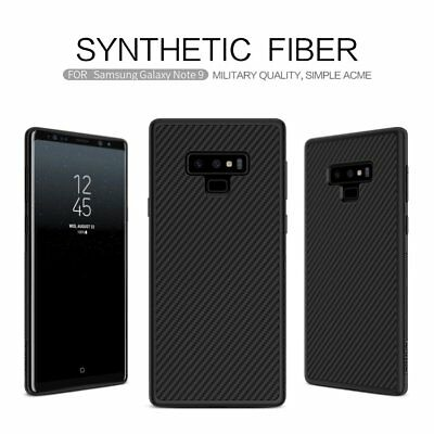 Nillkin Synthetic Carbon Fiber Series Case Cover for Samsung Galaxy Note 9