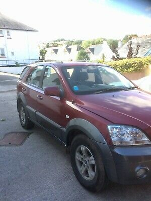 2004 Kia Sorento Spares Or Repair