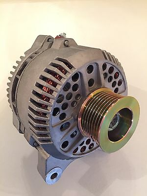 High Output Alternator Ford F Series Sound System,Snow Plow 4.6L,5.4L  200 Amp