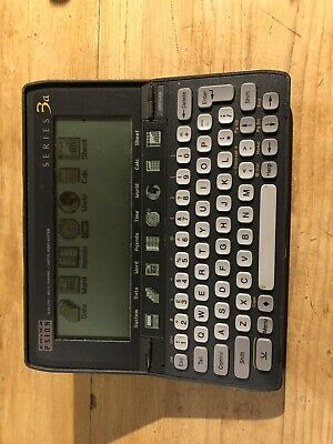 Psion Series 3a PDA With Carry Case