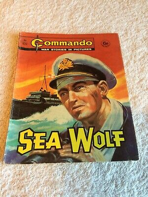 Early High Grade Early  Commando Comic Number 623 Very Rare