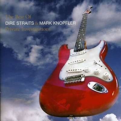 2 CD The Best Of DIRE STRAITS & MARK KNOPFLER Private Investigations NEU & OVP