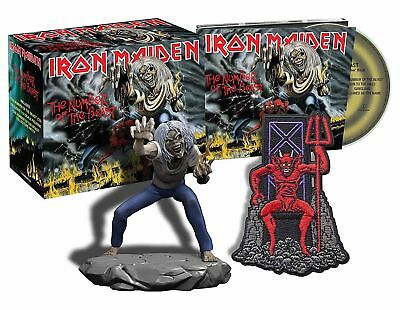 Iron Maiden  Number Of The Beast Limited Box Set Cd New 16.11.18