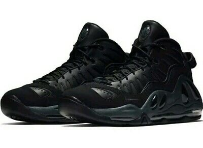 NIKE AIR MAX Uptempo 97 Men's Basketball Shoes Black Size