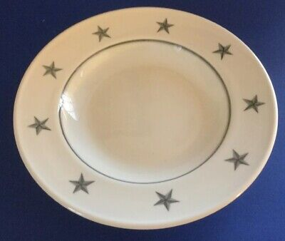 United States Lines Soup Plate