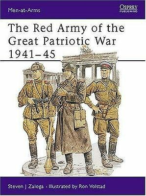 Osprey Men-at-Arms Red Army of the Great Patriotic War 1941-45, The SC MINT