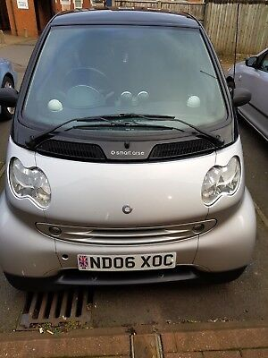 smart car fortwo 2006