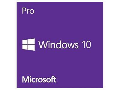 Win 10 Pro 32/64 Bit OEM Genuine License Activation Key 1PC - Fast Delivery