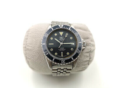 TAG Heuer 1000 Series Diver Professional 200m Mens Watch