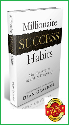 Millionaire Success Habits Ebook Way To Your Success Resell Rights 2018/2019