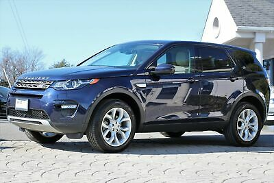 2016 Land Rover Discovery Sport HSE 2016 Discovery Sport HSE 3rd Row Seats Driver Assist Plus PKG Vision Assist PKG