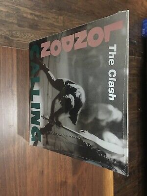 THE CLASH **London Calling **BRAND NEW 180 GRAM DOUBLE RECORD LP VINYL