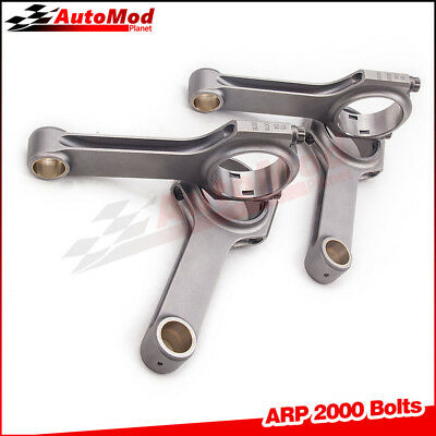 Forged 4340 Connecting Rods for Kawasaki Ninja ZX11 ZZ-R1100 Conrods Con Rod