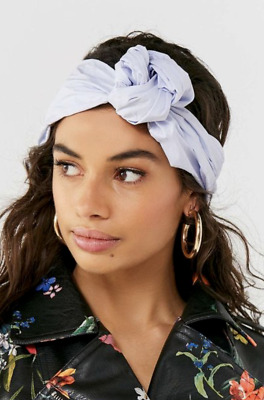 NWT NIP Urban Outfitters Twist Wire Headband Head Wrap Light Purple 182916394b4