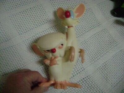 1995 TM & W.B. Pinky and The Brain Toy Figures