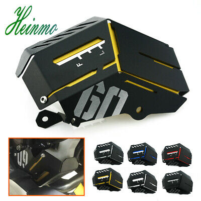 Water Coolant Tank Guard Cover For YAMAHA MT09 MT 09 FZ09 FZ 09 2014 2015 2016