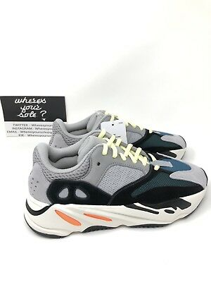058ba057988e4 Adidas Yeezy Boost 700 Wave Runner size 5.5 womens 7 New DS Solid Grey  B75571