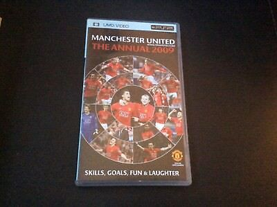 Manchester United: the Annual 2009 [UMD Mini for PSP]