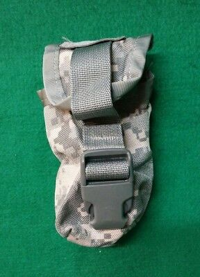 Molle Ii Flash Bang Grenade Pouch In Acu Camo Made By The Specialty